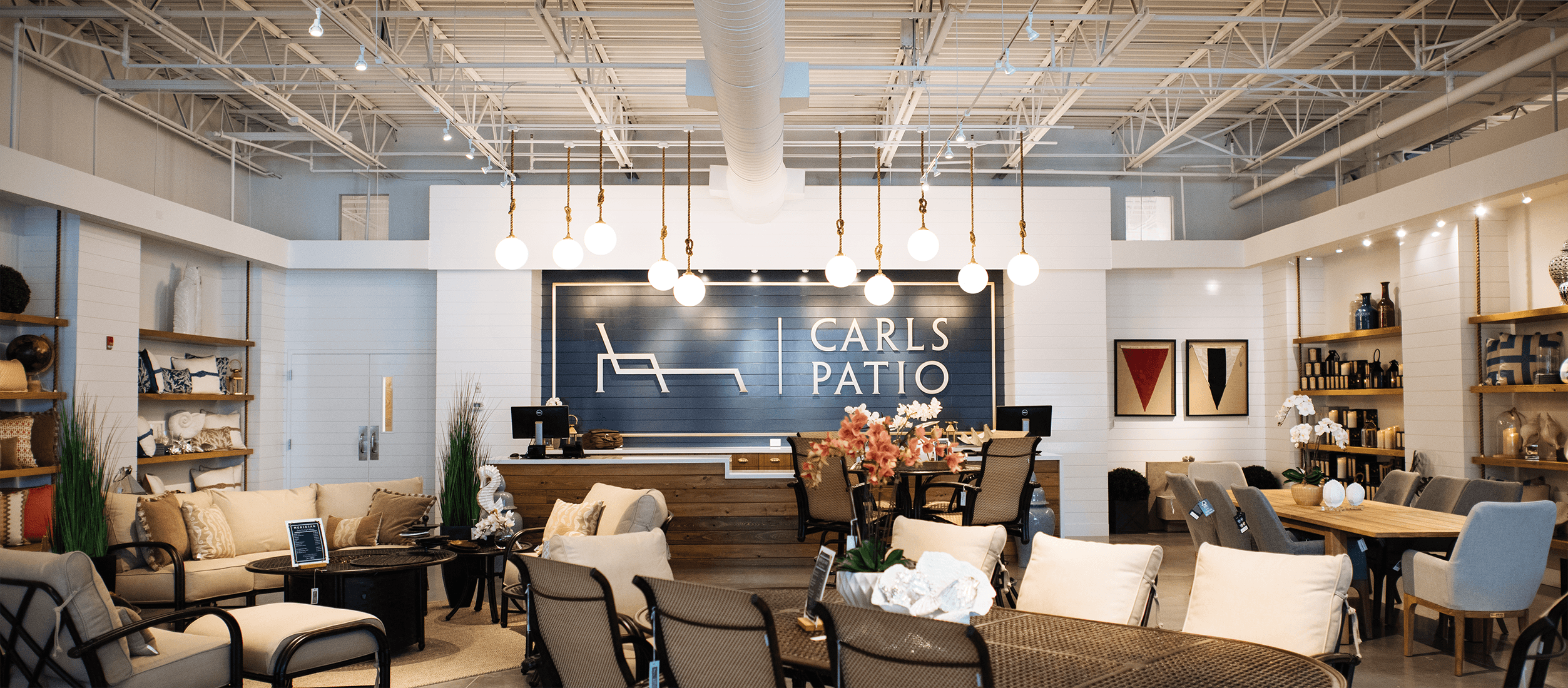 Delightful Carls Patio Needed A Model Store Designed To Compliment Their Style And  Provide A Remarkable Display Setting For Their Innovative Outdoor Furniture  And ...